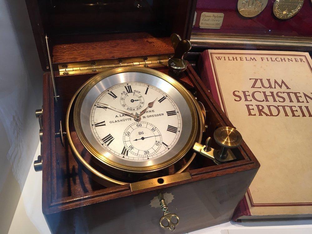 Schiffschronometer A. Lange & Söhne Glashütte