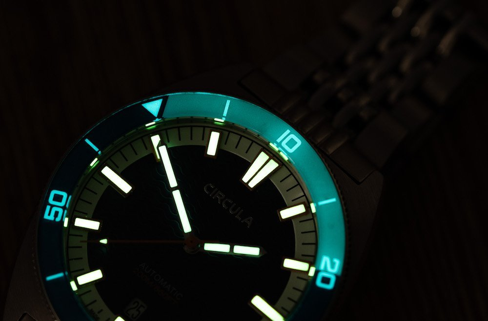 Super-Luminova BG W9 und C3